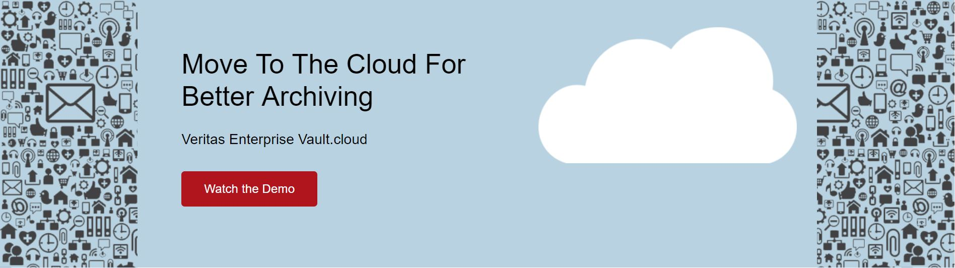 Veritas Enterprise Vault.cloud