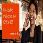 Experimente e Compre o Office 365