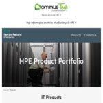 Veja informações e notícias atualizadas pela HPE ®