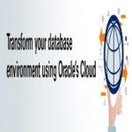 Transforme seu ambiente de banco de dados usando a nuvem Oracle