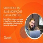Migrações e atualizações de bancos de dados Oracle