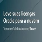 licenças Oracle para a nuvem