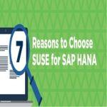 7 Razões para escolher SUSE para SAP HANA