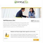Notícias do ERP da SAP®