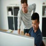 pequenas e médias empresas operam em tempo real