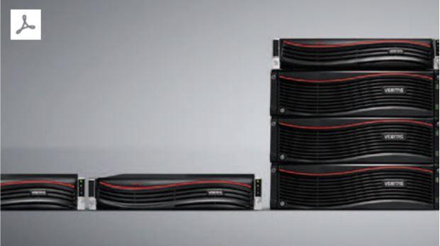 Backup Integrad Appliances
