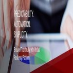 VERITAS® – PREDICTABILITY – AUTOMATION – SIMPLICITY.