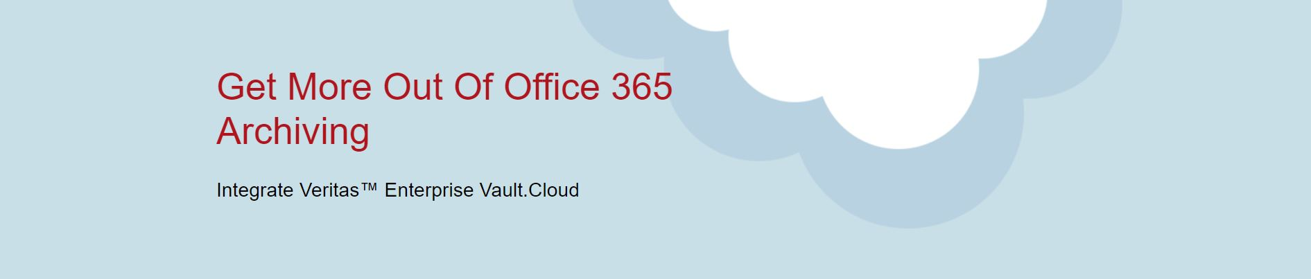 Office 365 Archiving