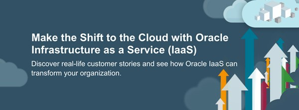 Oracle Cloud IaaS - Infraestrutura as a Serviço