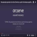 Recuperação granular do active directory